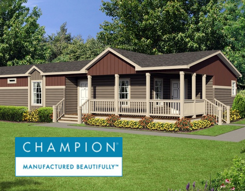 Buy Champion Manufactured Home at Zia Factory Outlet