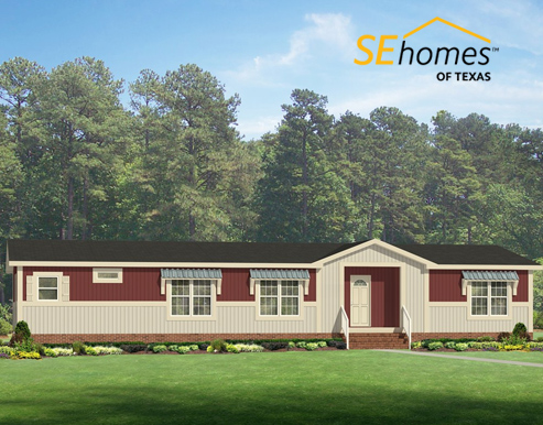 Buy SE Homes Manufactured Home at Zia Factory Outlet